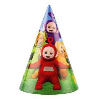 Coif petrecere copii, Teletubbies, Set 8 coifuri