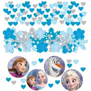 Confeti decor masa, Frozen, 34g, Amscan 999258