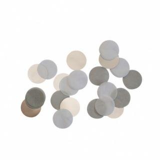 Confeti rotunde argintii pentru party si evenimente- 15g, Amscan 9904552