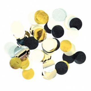 Confeti rotunde din folie pentru party si evenimente, 15g, Amscan 9902284