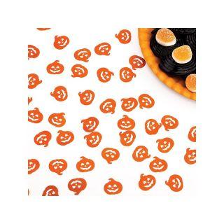 Confetti forma dovleac pentru Halloween - 14 gr, Radar 53000