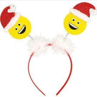 Coronita party Emoji Santa