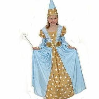 Costum Printesa pentru fetite (7-10 ani) - 128 cm, Radar GD087088.128