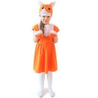 Costum Vulpita pentru copii - 134 cm, Radar GDLISI.134