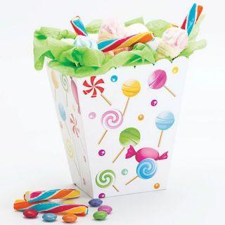 Cutiuta pentru candy bar - 6.5 x 8 x 15 cm, Radar
