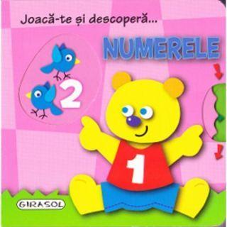 Joaca-te si descopera - Numerele