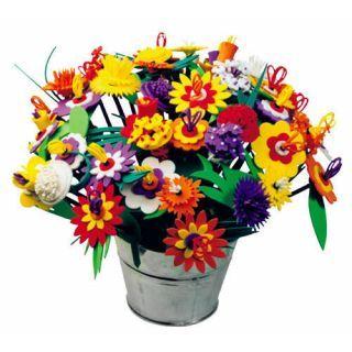Set creativ - Buchetul de flori