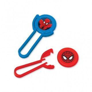 Discuri zburatoare party Spiderman, Amscan