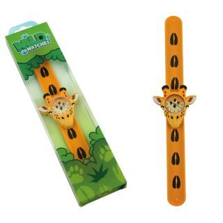 Ceas de mana pentru copii - Girafa