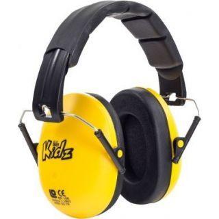 Edz Kidz Casca impotriva zgomotului antifon - galbena