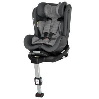 Espiro Alpha ISize scaun auto 45-105 cm - 17 Graphite 2019