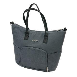 Espiro geanta pentru mamici - 17 Graphite