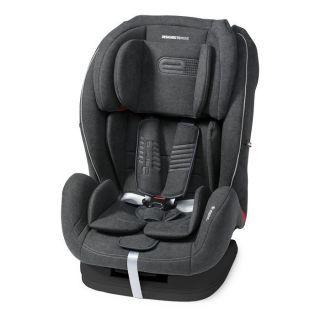Espiro Kappa scaun auto 9-36 kg - 17 Graphite 2020