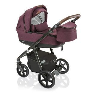 Espiro Next Avenue carucior multifunctional 2 in 1 - 106 Purple Rain 2019