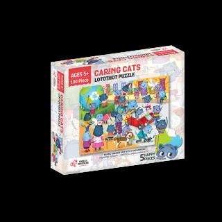 Puzzle cu surprize – Carnavalul bucuriei