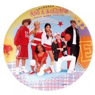 Farfurii petrecere copii 23 cm High School Musical, Amscan , Set 8 buc