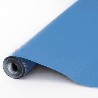 Fata de masa laminata pentru petreceri - Bleu, 5 x 120 cm