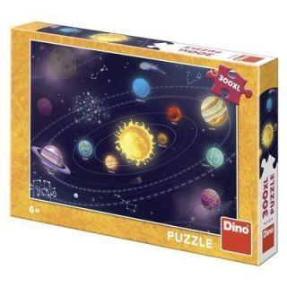 Puzzle - Sistemul solar (300 piese)