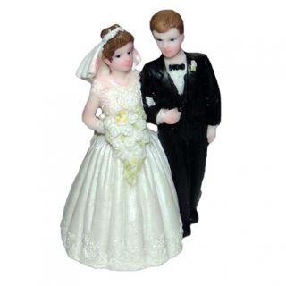 Figurina tort nunta cu Mire si Mireasa, Radar