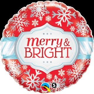 Folie 45 cm Merry & Bright, Q 18945