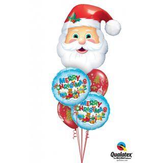 Folie 45 cm Merry Christmas Presents