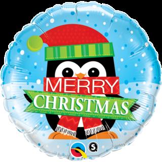 Folie 45 cm Merry Christmas
