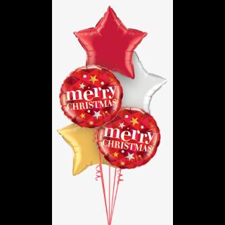Folie 45 cm Merry Christmas, Q 43493