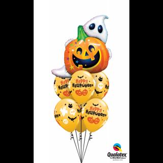 Folie 84 cm Halloween Jack n' Ghost, Q89964