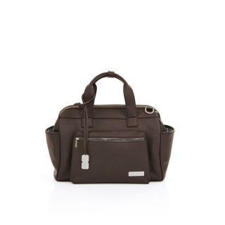 Geanta Style Dark Brown Abc Design 2018