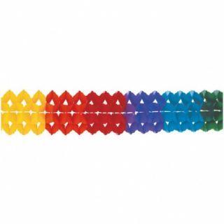 Ghirlanda decorativa multicolora pentru petrecere - 25 x 1000 cm, Amscan