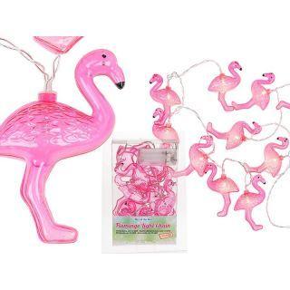Ghirlanda luminoasa led cu flamingo pentru petrecere - ca. 1,65 m, Radar