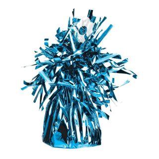 Greutate din Folie Albastra pentru baloane - 150 g, Qualatex