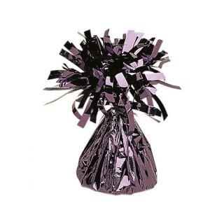 Greutate din folie Black pentru baloane - 170 gr, Amscan