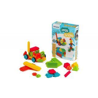 Joc de constructii Pegy Bricks 36 Miniland