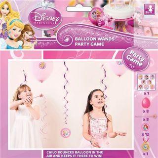 "Joc Party Printese Disney ""Bagheta Magica si Balonul Buclucas"", Amscan"