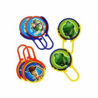 Joc Party Discuri Zburatoare Toy Story, Amscan