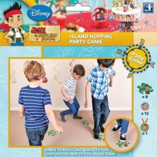 Joc Party Disney Jake & Neverland Pirate Island Hopping, Amscan