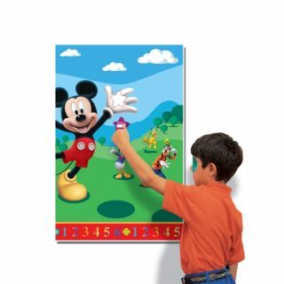 Joc Party Disney Mickey Mouse, Amscan