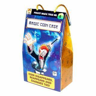 Joc Pocket Magic Trick Party - Zarul si bagheta magica