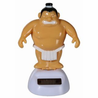 Jucarie Flip Flap cu baterie solara - Luptator de sumo, Radar