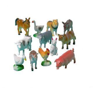 Jucarii Pinata - Figurine Animalele Fermei, Amscan