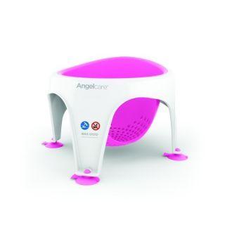 Angelcare scaun pentru baie Pink
