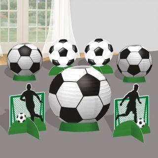 Kit Decor pentru masa Goal Getter, Amscan