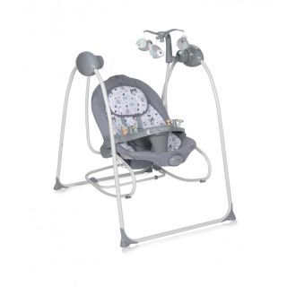Leagan electric TANGO, Grey