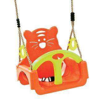 Leagan pentru copii Trix PP portocaliu-verde