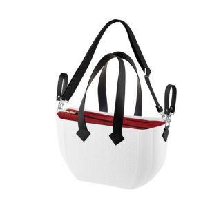 Nuvita Mymia Geanta pentru mamici - Ice Bordeux Black + curea pentru geanta