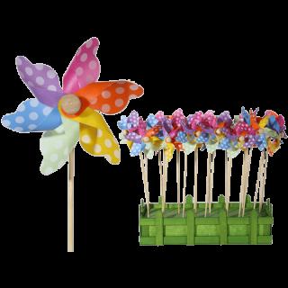 Morisca multicolora cu buline - 9 x 28 cm, Radar
