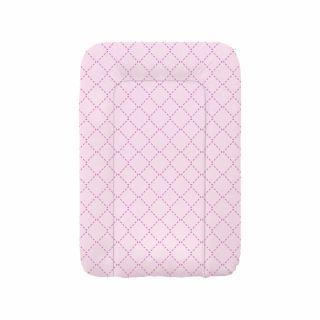 Albero Mio salteluta de infasat moale 101 Pink - 70 cm