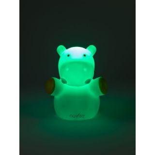 Nuvita Lampa de veghe M - Hipopotam 6607
