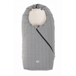 Nuvita Junior Pop sac de iarna 100cm - Prince of Wales / Beige - 9635